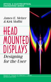 Cover of: Head-Mounted Displays