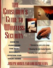 Cover of: The Consumer's Guide to Wireless Security
