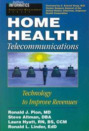 Cover of: Home Healthcare Telecommunications