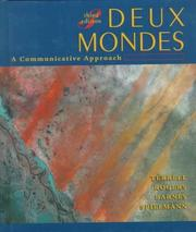 Cover of: Deux mondes