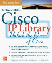 Cover of: Cisco Technical Expert IP Protocol, Boxed Set
