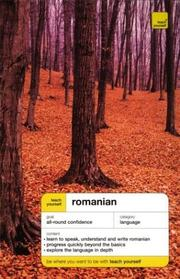 Cover of: Teach Yourself Romanian Complete Course Audiopackage