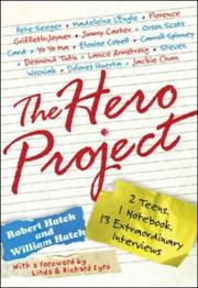 Cover of: The Hero Project
