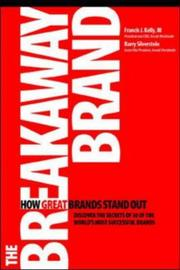 Cover of: The Breakaway Brand