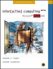 Cover of: Interactive Computing Series