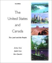 Cover of: The United States and Canada