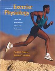 Cover of: Exercise Physiology with PowerWeb Health and Human Performance with e-Text