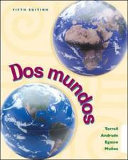 Cover of: Dos mundos (Student edition )