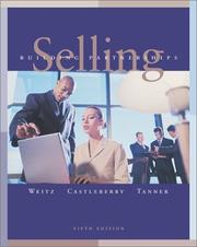 Cover of: Selling