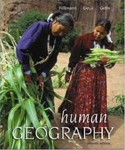 Cover of: Human Geography with PowerWeb Geography