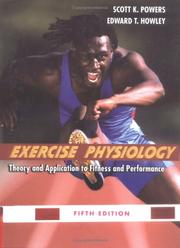 Cover of: Exercise Physiology