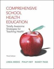 Cover of: Comprehensive School Health Education with Ready Notes and PowerWeb OLC Bind-in Passcard
