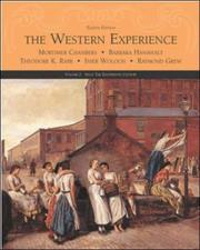 Cover of: The Western Experience, Volume II, with Powerweb