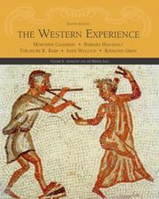 Cover of: The Western Experience, Volume A, with Powerweb