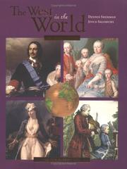 Cover of: The West in the World: A Mid-Length Narrative History (Volume II: From 1600)
