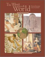 Cover of: The West in the World, Volume I, MP with ATFI Tracing the Silk Roads and PowerWeb