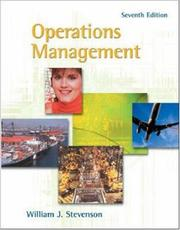 Cover of: Operations Management Media Edition