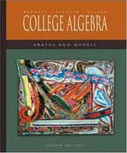 Cover of: Mandatory Package: College Algebra
