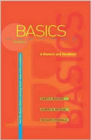 Cover of: The Basics