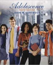 Cover of: Adolescence with Lifemap CD-ROM and PowerWeb