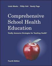 Cover of: Comprehensive School Health Education with PowerWeb/OLC Bind-in Card