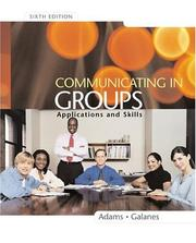 Cover of: Communicating in Groups