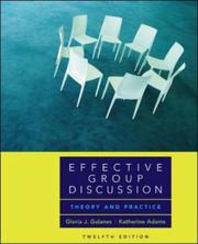 Cover of: Effective Group Discussion
