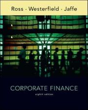 Cover of: Corporate Finance with S&P card