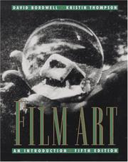 Cover of: Film Art