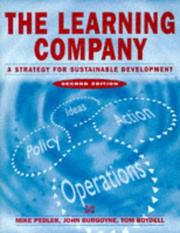 Cover of: The Learning Company