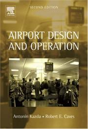 Cover of: Airport Design and Operation