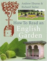 Cover of: How to Read an English Garden