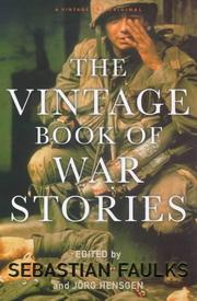 Cover of: The Vintage Book of War Stories