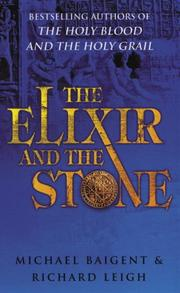 Cover of: The Elixir and the Stone