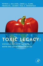 Cover of: Toxic Legacy