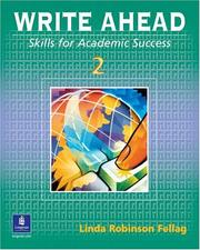 Cover of: Write Ahead, Book 2
