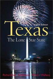 Cover of: Texas