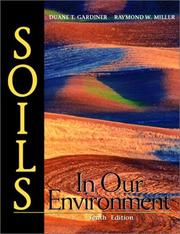 Cover of: Soils in Our Environment, 10th Edition