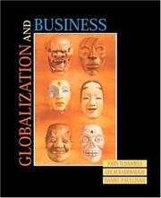 Cover of: Globalization and Business