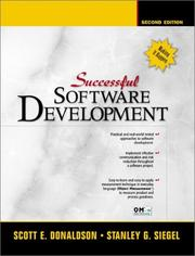 Cover of: Successful Software Development (2nd Edition)