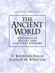 Cover of: The Ancient World