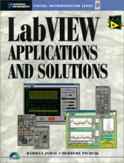 Cover of: LabVIEW Applications and Solutions