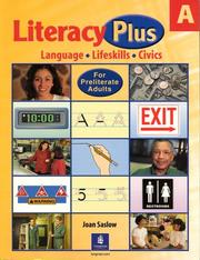 Cover of: Literacy Plus A (Student Book)