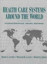 Cover of: Health Care Systems Around the World