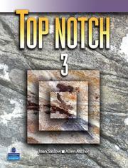 Cover of: Top Notch 3 (International English for Today's World)