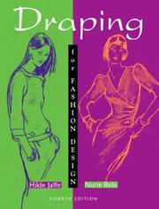 Cover of: Draping for Fashion Design
