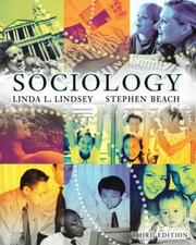 Cover of: Sociology, Third Edition