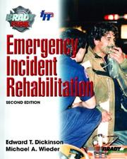 Cover of: Emergency Incident Rehabilitation (2nd Edition)