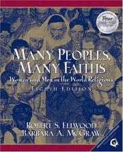 Cover of: Many Peoples, Many Faiths