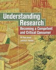 Cover of: Understanding Research